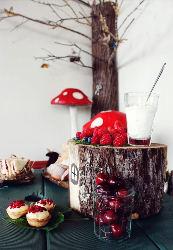 Apples & Jam Enchanted Woodland Party