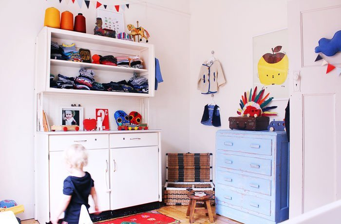 Room tour: Iggy's colourful room