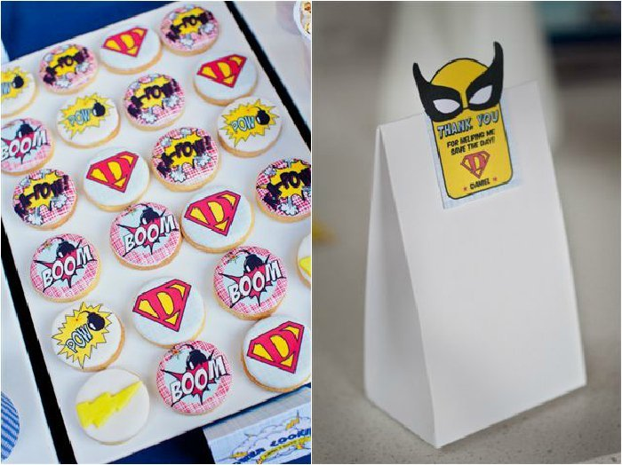 Little Sooti Superhero Party