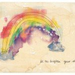 Brighten Your Day fine art print by Sweet William