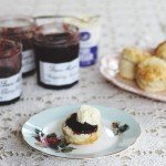 tiny & little's mineral water scones