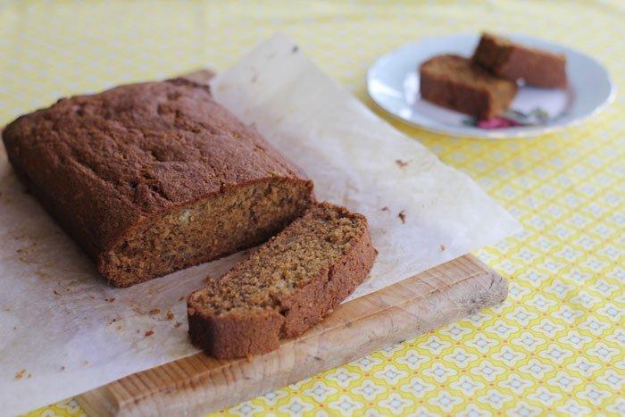 tiny & little's go bananas bread recipe