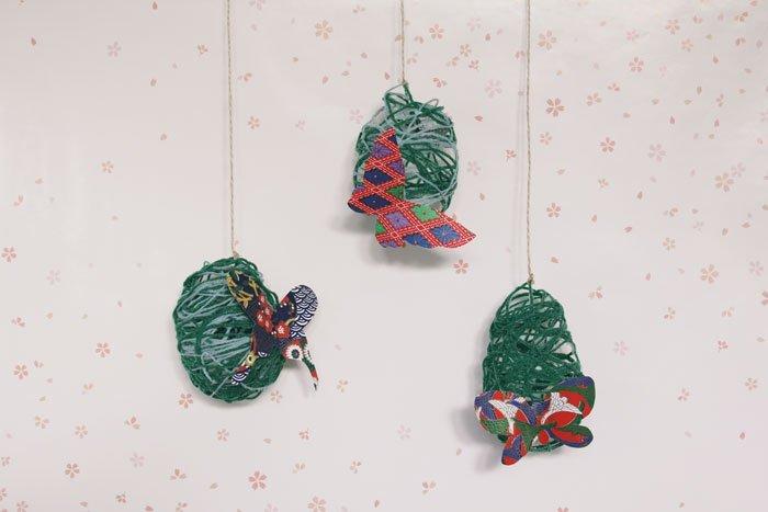 yarn cocoons