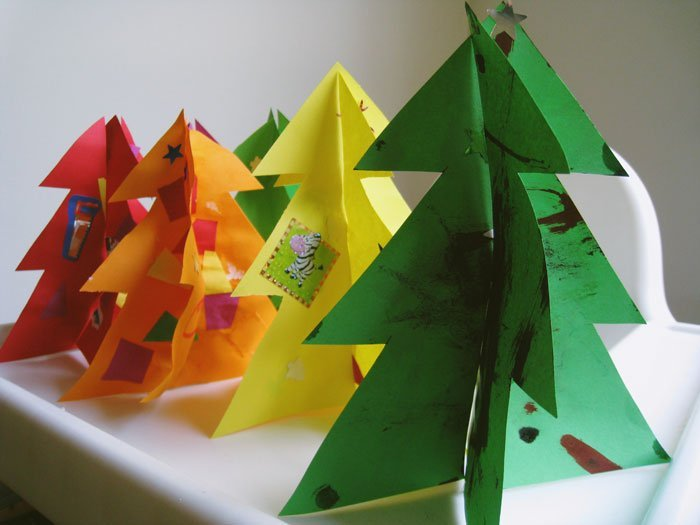 Christmas Eve Craft Ideas Part - 42: Ten Quick Kids Christmas Crafts For The Longest Day Of The Year - Tiny U0026  Little