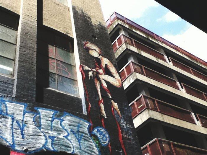 Roll Around the Block – The Street Art Walk