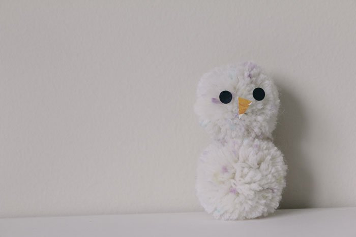 Hey Chick Easter craft by tiny & little