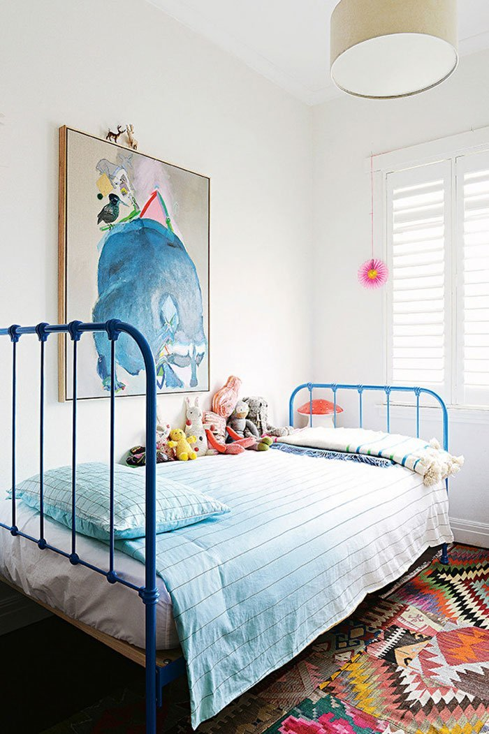 Child's bedroom, via Homelife