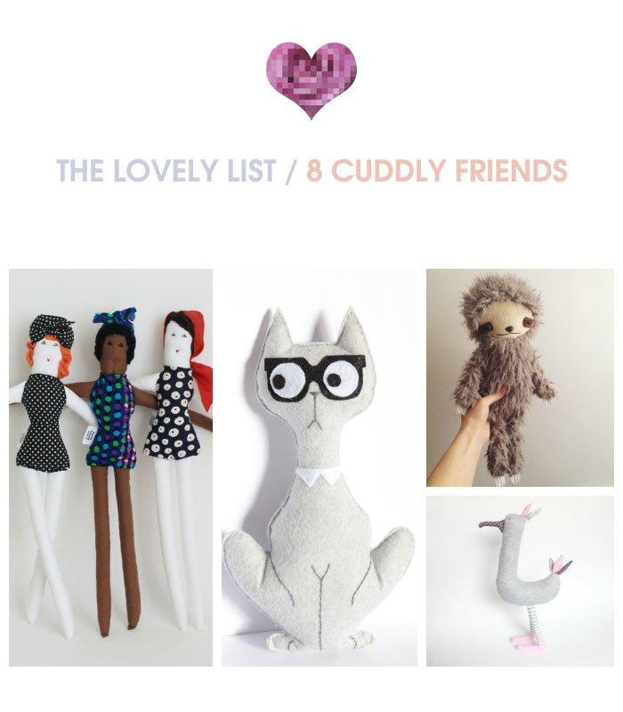 Loving / Cuddly Friends